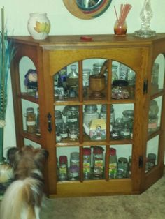 Herbal cabinet