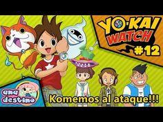 Yo-kai Watch #12 | Los Komemos nos trollean
