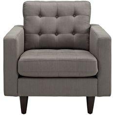 Queen Upholstered Armchair