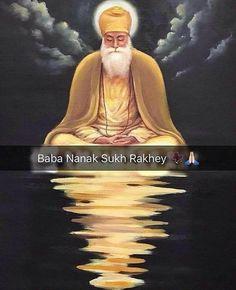Guru Nanak Pics, Guru Nanak Photo, Guru Pics, Sikh Quotes, Gurbani Quotes, Holy Quotes, Punjabi Quotes, Indian Quotes, Truth Quotes