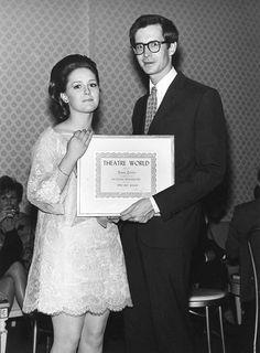 Bonnie Bedilla & Anthony Perkins...1967