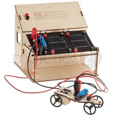 (119,99€/1Stk) Elektrotechnik Experimentierkasten mit Elektroauto Baukasten inkl | eBay