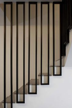 Stair Railing Design, Home Stairs Design, Divider Design, Calming Colors, House Stairs, Under Stairs, Home Decor Items, Living Room Decor, Modern Design