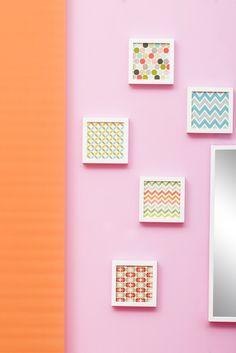 Espacios casi simétricos que juegan con la repetición de elementos decorativos - Leroy Merlin