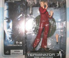 McFarlane - Terminator 3 - T-X Terminatrix