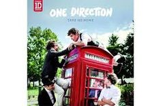 One Direction's second album Take Me Home! It holds 13 songs!
