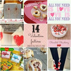 shaken together: party faves 1.27.13 ~ 14 Valentine features!