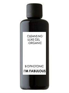 I'M FABULOUS COSMETICS ®  Organic cleanser