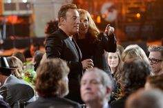Patti Scialfa Photos: The 55th Annual GRAMMY Awards - MusiCares Person Of The Year Honoring Bruce Springsteen - Backstage and Audience