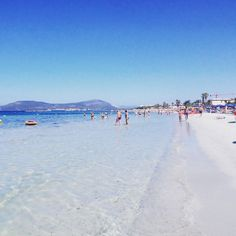 Looking towards Maria Pia beach, Alghero, Sardinia. This was an amazing holiday, can't wait to go back to Sardinia! Beautiful place