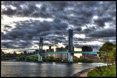 Randalls Island Bridge - NY