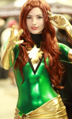 Not a big fan of Phoenix, but this cosplay was great.