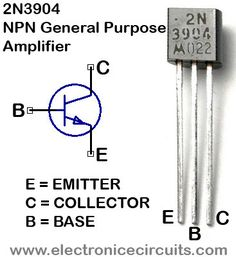Colpitts To 20 MHz Crystal Oscillator Circuit This is a simple Colpitts crystal oscillator for 1 to 20 MHz, PARTS LIST Electronics Basics, Hobby Electronics, Electronics Components, Electronics Projects, Electronic Circuit Projects, Electronic Engineering, Electrical Engineering, Company Letterhead Template, Electronic Schematics