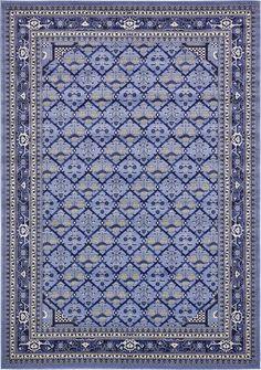 Blue 10 X 14 Vista Rug Area Rugs Erugs