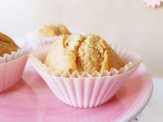 magdalenas sin azucar aptas para diabeticos Keto Bread, Healthy Desserts, Sugar Free, Breakfast Recipes, Muffins, Cupcakes, Health Fitness, Cooking Recipes, Food