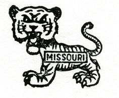 Missouri Tiger logo - Google Search