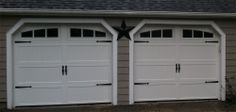 Explore Garage Door Installation White Paints and more! & I just posted a house that I liked with a lot of contrasting ... pezcame.com