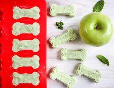 mintry fresh breath dog treats 5 Puppy Treats, Diy Dog Treats, Puppy Food, Homemade Dog Treats, Healthy Dog Treats, Dog Cake Recipes, Dog Biscuit Recipes, Dog Food Recipes, Health Recipes