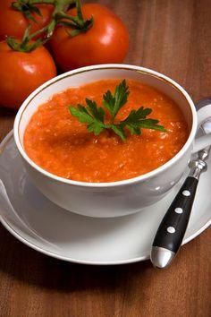 Топ-5: самые вкусные холодные супы - Woman's Day
