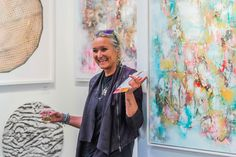 Buy or sell contemporary art, photography + sculpture at the affordable art fair Battersea in London. Find out how to exhibit and book artfair tickets online. Affordable Art Fair, Arts And Crafts, Autumn, London, Beads, Hair Styles, Beading, Hair Plait Styles, Fall Season