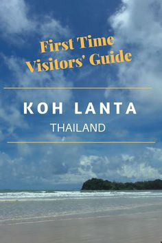 Koh Lanta, Thailand is a great option for sun seekers who prefer a more laid back island style. https://www.theislanddrum.com/things-to-do-koh-lanta-thailand/