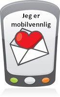 Gjør din mobilside og logo mobilvennlig!
