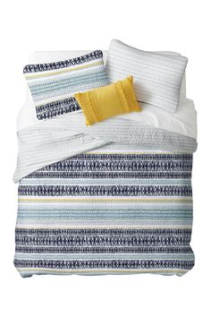Monterey Printed Quilt Set - Queen by Nordstrom Rack on @nordstrom_rack