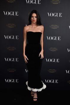 Les looks des célébrités à la soirée des 95 ans de Vogue Paris | Vogue