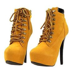 Minetom Scarpe Con Tacco Stivali Stivaletti Donna Con Tacchi Scarpe A Punta Lace Up Stivaletti High Heels ( Marrone EU 37 ) Minetom http://www.amazon.it/dp/B017IWGXSU/ref=cm_sw_r_pi_dp_BZavwb108A7FD