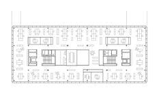 Gallery of Office Building 200 / Nissen & Wentzlaff Architekten - 7