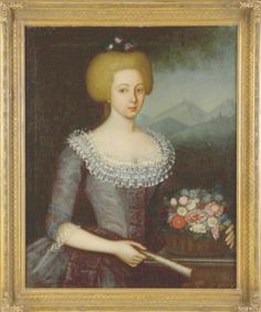 1785 - Maria Francisca Benedita de Bragança, Princesa de Portugal