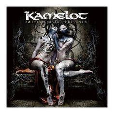 """L'album dei #Kamelot intitolato """"Poetry For The Poisoned"""". I Kamelot si reinventano ancora una volta, proponendo un album sinfonico ricco di idee ed energia. Sofisticato, versatile ed intricato. Ogni pezzo è una potenziale hit."""