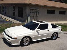 1988 Mitsubishi Starion #22