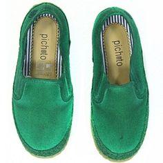 Pichoto Green Sneaker #ladida #ladidakids ladida.com