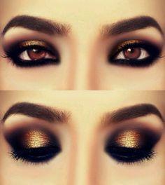 Dibino maquillaje para ojo