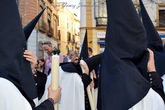 La Hermandad del Cachorro es una cofradía católica del barrio de Triana, Sevilla, que procesiona en su Semana Santa la tarde del Viernes Santo. Su nombre oficial y completo es Pontificia, Real e Ilustre Hermandad y Cofradía de Nazarenos del Santísimo Cristo de la Expiración y Nuestra Madre y Señora del Patrocinio en su Dolor y Gloria.
