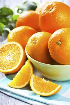 Citrus fruits are a great source of Vitamin C and fiber. They're also full of flavonoids and antioxidants! See how citrus can spruce up your meal! #edithsanford