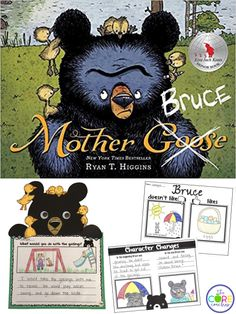 Mother Bruce read-aloud and activities