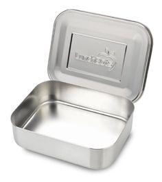 LunchBots Uno Edelstahl natur, Brotdose, Lunchbox , 26,90 Euro auf Amazon.de