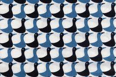 Vintage Fabric - Ducks? | Flickr - Photo Sharing!