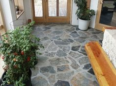 Stone fabrication installation scrivanich natural stone entry natural stone natural stone flooring can add lasting beauty to your space be it bath kitchen or living areas stone flooring is strong and durable solutioingenieria Images