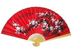 As a lover of art from around the world there is nothing more enchanting than Japanese wall decor. In additional to being stunningly beautiful Japanese wall Chinese Cherry Blossom, Red Cherry Blossom, Chinese Fans, Happy Chinese New Year, Red Home Decor, Asian Home Decor, Japanese Wall, New Year Designs, White Cherries