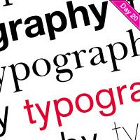 If you want to find out more about typographic terminology or just want to look up a word, these are useful websites: