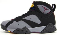 I used to have a pair. The new design is similar. Air Jordan VII Bordeaux