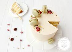 Cake Design Buttercream cakes on Pinterest | Buttercream Wedding Cake ...