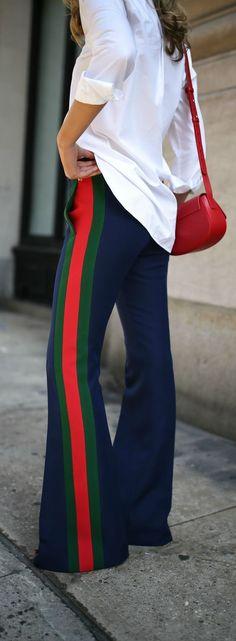2c942dcfd7 23 bright color handbag outfit ideas. Pantalon ...
