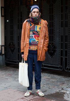 Antti - Hel Looks - Street Style from Helsinki