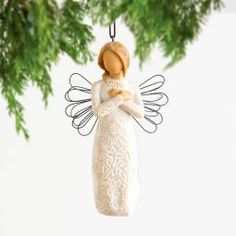 Willow Tree® 2016 Dated Ornament found at the Willow Tree® SuperStore!
