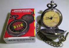 F43 New Vietnam Veteran Pocket Watch