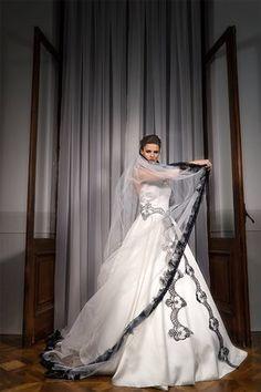 Alkmini bridal collection 2017